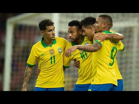 Neymar gets 100th cap as Brazil draw vs. Senegal