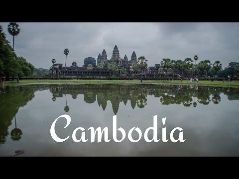 Cambodia Travel Highlights | SJCAM | Feiyu - Nov 2016