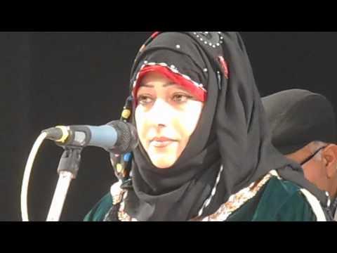 Parveen Azad Pays Tributes to Raj Begam 1