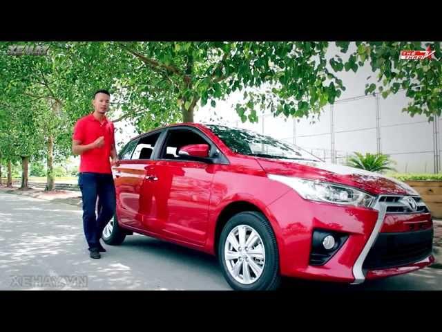 [Review] ?ánh giá xe Toyota Yaris 2014