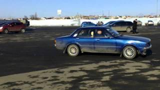 Небольшое испытание Ford Taunus, а точнее его двигателя!