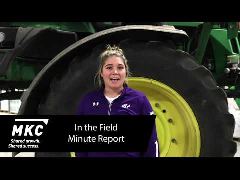 MKC In the Field Minute Report | Field Forecasting Tool