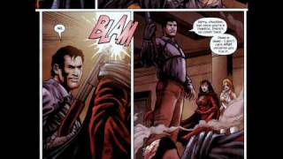 marvel zombies vs army of darkness 3of5