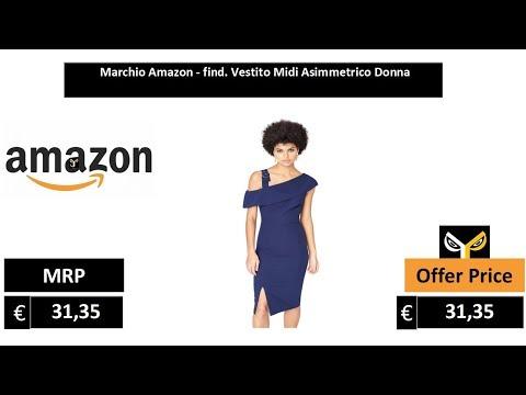 Vestito Midi Donna find Marchio