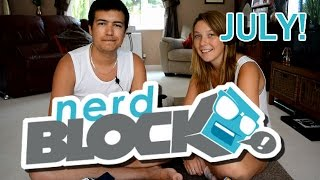 NERD BLOCK! July Unboxing - Special Star Wars Edition!