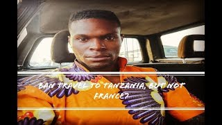 Black Americans Want To Boycott Travel To Tanzania, But Not France.