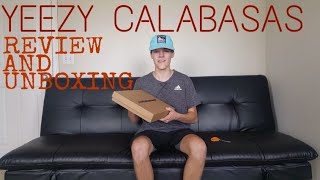 Kanye West Adidas Yeezy Calabasas Sweatpants Maroon Unboxing and Review