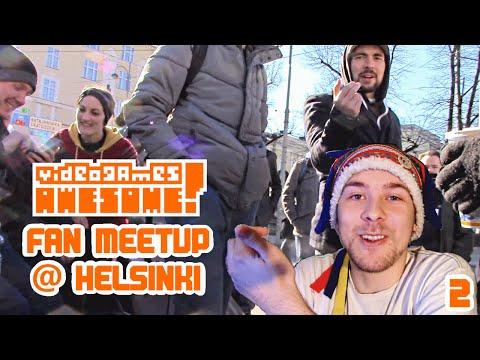 Bonefoot @ VGA Helsinki Fan Meetup [Part 2/2]
