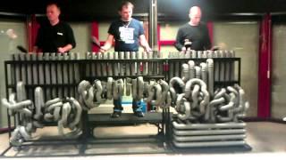 alat musik unik terbuat dari pipa paralon - Stafaband