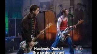 Hitchin' A Ride Green Day Traducida