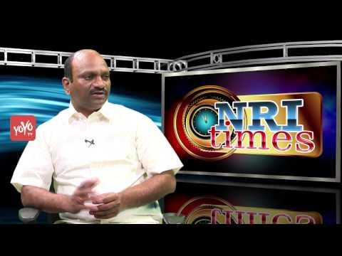 NRI Times with Kadimcherla Anil Kumar | Muscat, Oman | YOYO NRI EVENTS