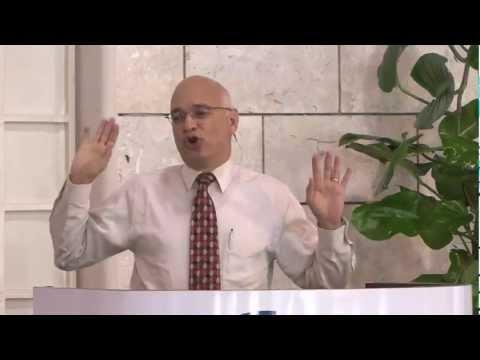 El Dios soberano de Job - parte 1 - Pastor Salvador Gómez Dickson