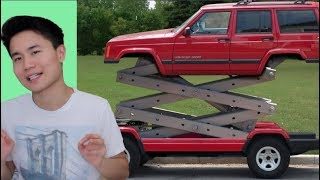 Top 10+ Strange And Funny Cars You Won't Believe Actually Exist!