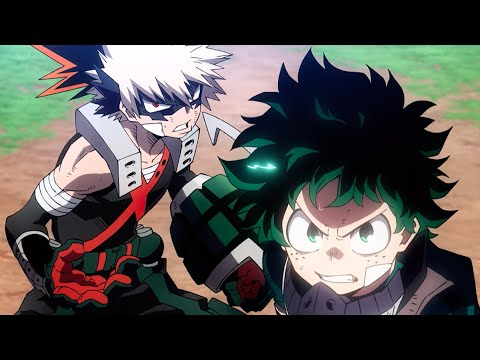 My Hero Academia: Heroes Rising | Official Teaser Trailer