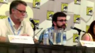 SDCC 2012: Star Wars Expanded Universe (books and comics) panel - Part 1