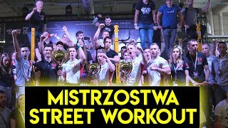 MISTRZOSTWA POLSKI STREET WORKOUT 2019 *OGROMNA SIŁA !*