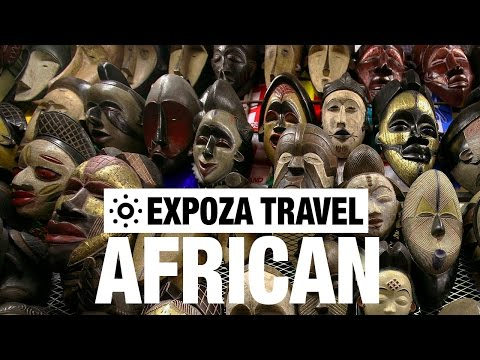 Africa - Colours of the Dark continent Vacation Travel Video Guide