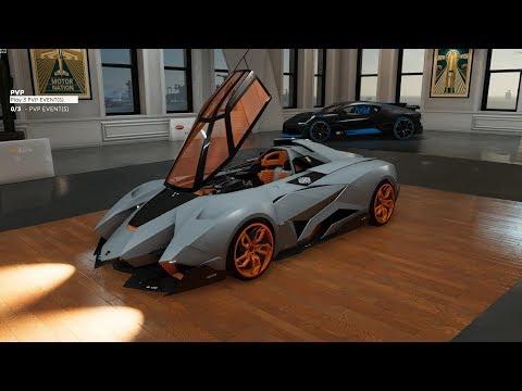Isuckatdriving The Crew 2 Lamborghini Egoista Customization