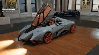 The Crew 2 - Lamborghini Egoista Customization & Gameplay (Hotshots Update)