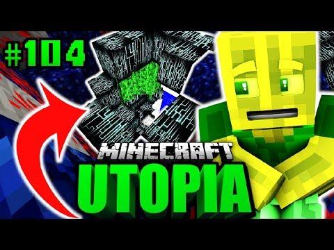 ZEITKAPSEL GEFUNDEN?! - Minecraft Utopia #104 [Deutsch/HD]