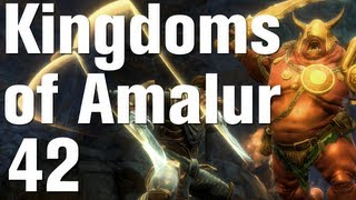 Kingdoms of Amalur: Reckoning Ending