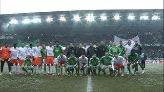 AS Saint-Etienne - Montpellier Hérault SC (4-1) - Le résumé (ASSE - MHSC) / 2012-13