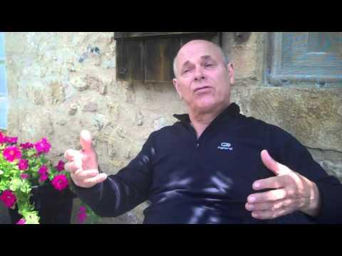 Jan van Delden - Interview in Frankrijk (compleet)