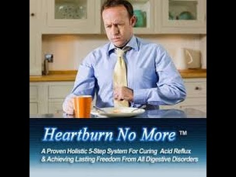 Don't buy heartburn no more until you see this video! Heartburn no more review