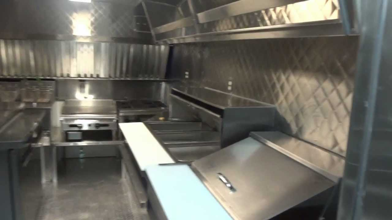food truck kitchen design pictures to pin on pinterest