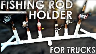 DIY PVC Fishing Rod Holder for Your Truck | The Sticks Outfitter | EP. 10