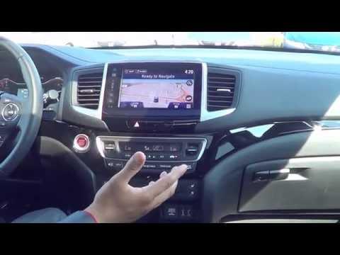 2016 Honda Pilot Touring Interior - Calgary, AB