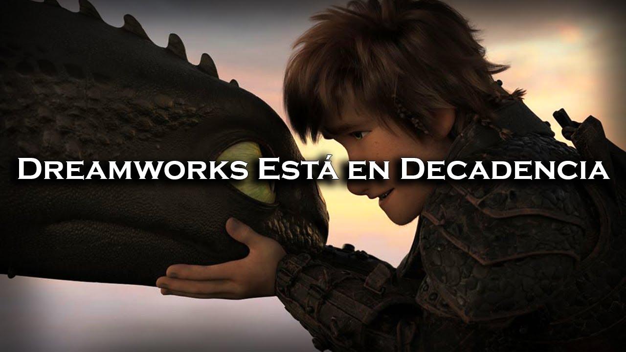  La Decadencia de Dreamworks   Análisis  