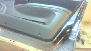 видео Обивка дверей ЛЮКС-2 кожзам на ВАЗ 2110, 2111, 2112