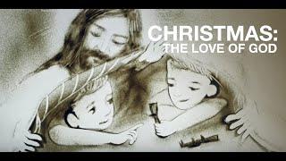 Christmas: The Love of God - Sand Drawing Animation