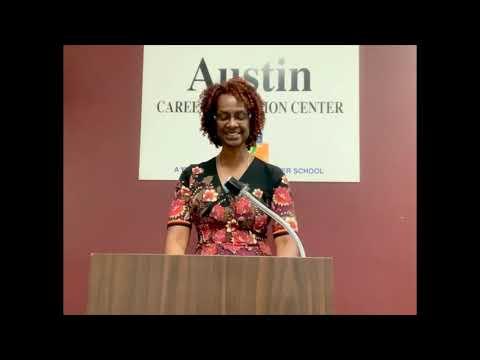 Austin Career Education Center Commencement Ceremony  2020