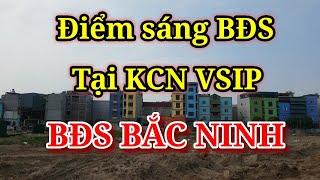 Điểm sáng đầu tư bất động sản tại KCN Vsip Bắc Ninh - Dự án Đấu giá Đại Vy
