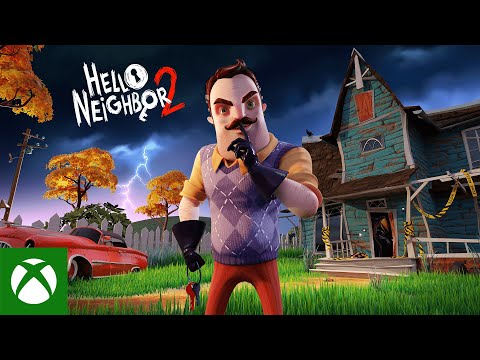 Hello Neighbor 2 - Announcement Trailer