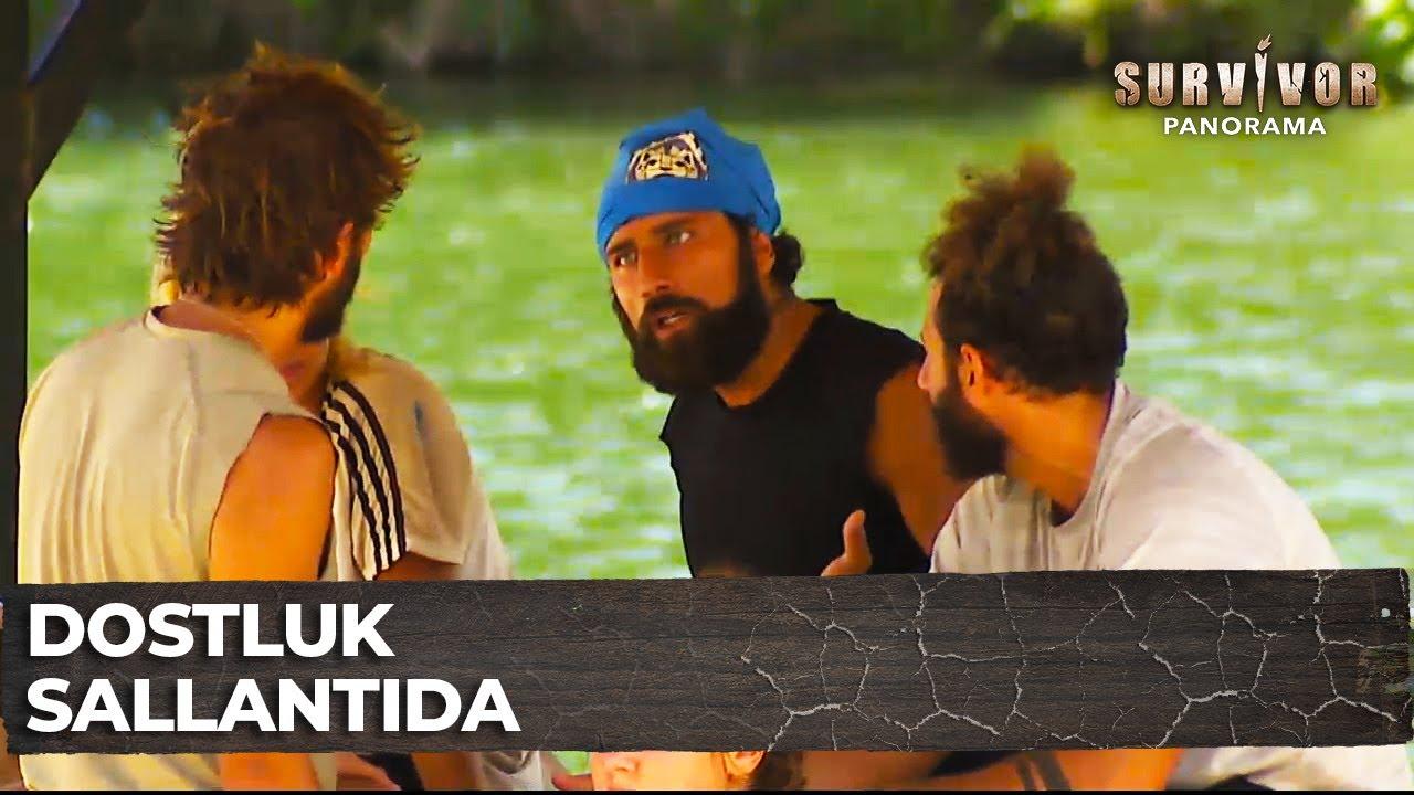 Survivor 2018   99. Bölüm    Arda Türkmen'in leziz yemekleri için yarıştılar!