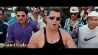 Salman Khan Gachhi Song by Shruti Shelar