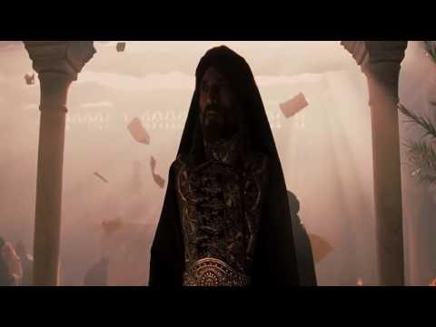 Salahuldin entering Al Quds (Jerusalem) - very beautiful music