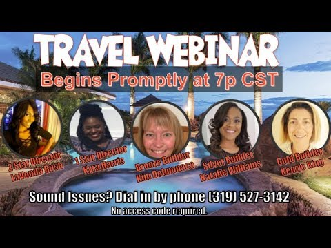 Travel Business Webinar - Book Travel and Get Paid as an Independent Travel  Agent