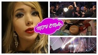 VLOG: The MTV EMA Awards in Glasgow | Away with the Fairies Thumbnail