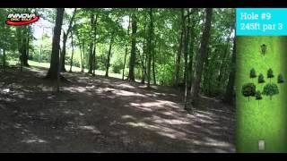 cedar hill disc golf course nashville tn