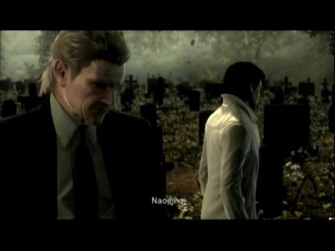 Metal Gear Solid 4 03- Meet With Colonel Campbell