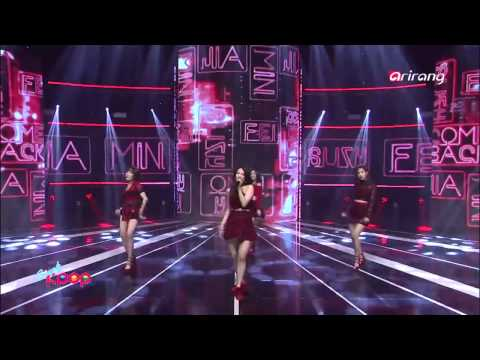 "Live HD | 150424 Miss A ""다른 남자 말고 너 (Only You)"" @ Arirang Simply K-Pop"