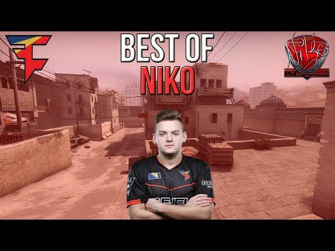 CS:GO - FaZe NiKo - BEST PLAYER IN THE WORLD? (2017 Highlights)