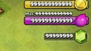 Clash Of Clans Everything Free 2017 ! Actual