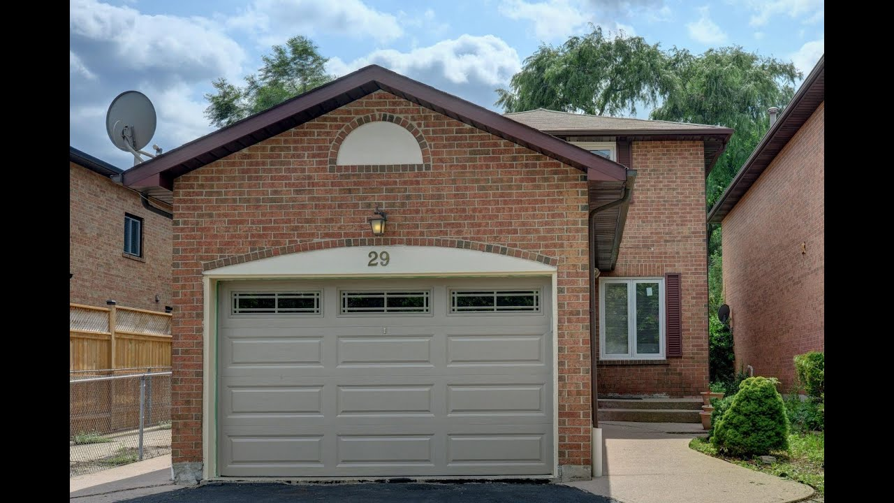 hanson garage door29 Hanson Road Mississauga  YouTube