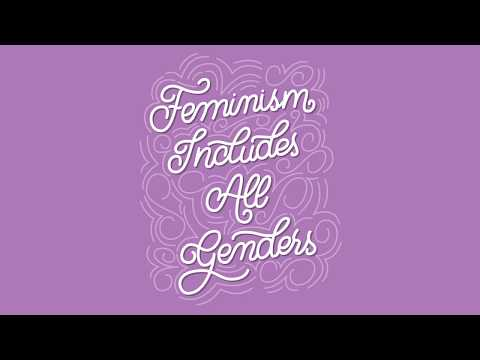 Feminism Includes All Genders | Speed Art