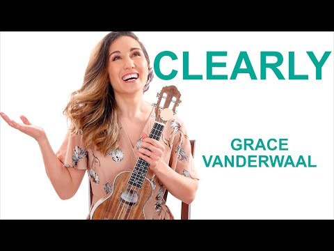 Clearly - Grace VanderWaal Ukulele Tutorial with Fingerpicking and Play Along